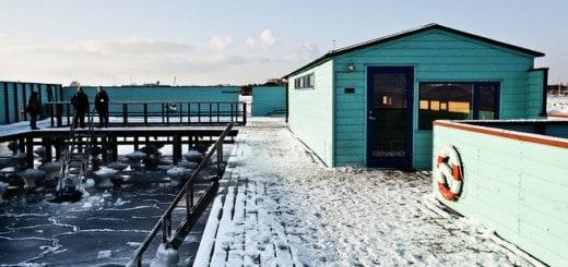Helgoland vinterbader Amager - Purewellness.dk