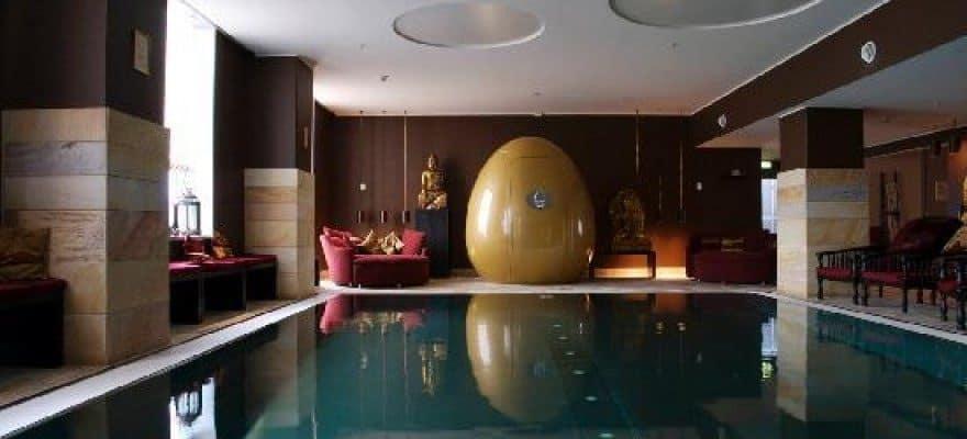 luksus hotel københavn spa