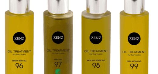 Pure-olie fra Zenz