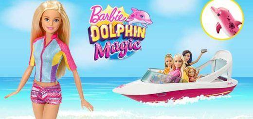 Barbie Spil - Pigespil.dk