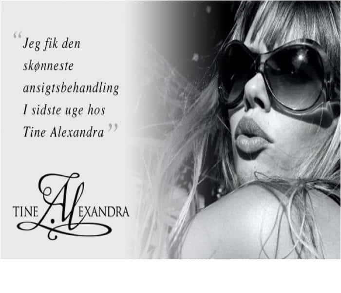 Luksus Ansigtsbehandling i Charlottehavens skønhedsklinik ved Tine Alexandra