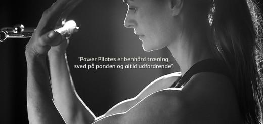 pilates øvelser