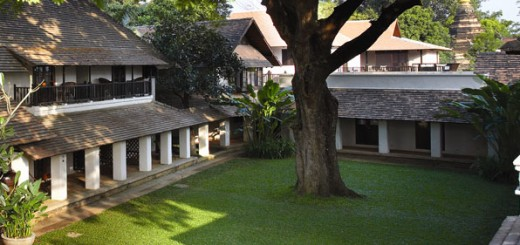 Tamarind Village i Chiang Mai