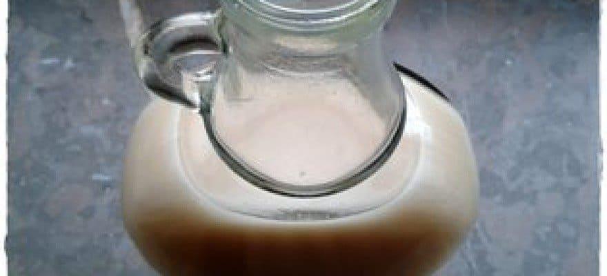 nøddemælk